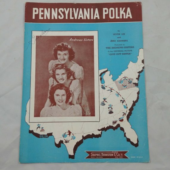 pennsylvania-polka-andrews-sisters-vintage-sheet-music-by-lester-lee-1942