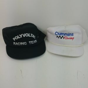 polyvoltac-cummins-racing-team-lot-baseball-snapback-trucker-cap-hat-lot-5