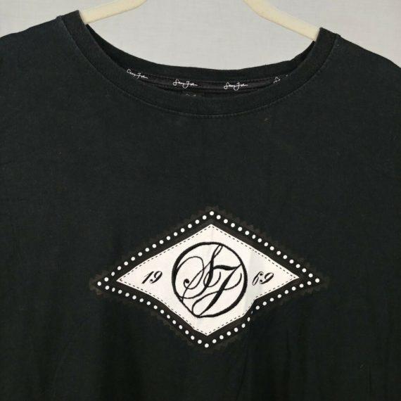 sean-john-black-long-sleeve-graphic-t-shirt-100-cotton-mens-big-tall-5xlt