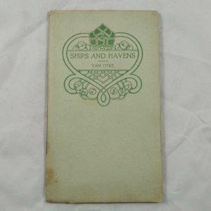 ships-havens-van-dyke-vintage-religious-book-booklet-1897