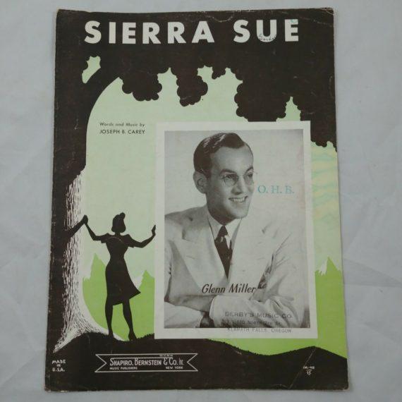 sierra-sue-vintage-sheet-music-glenn-miller-joseph-carey-1940-piano-guitar
