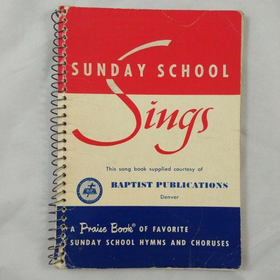 sunday-school-sings-baptist-praise-vintage-religious-music-song-book-booklet