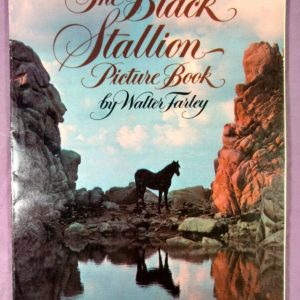 the-black-stallion-picture-book-by-walter-farley-paperback-1979