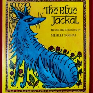the-blue-jackal-by-mehlli-gobhai-hardcover-1968
