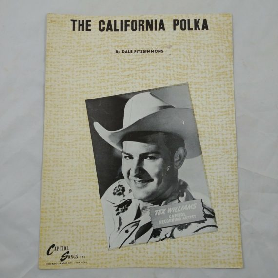 the-california-polka-tex-williams-capitol-records-vintage-sheet-music-1946