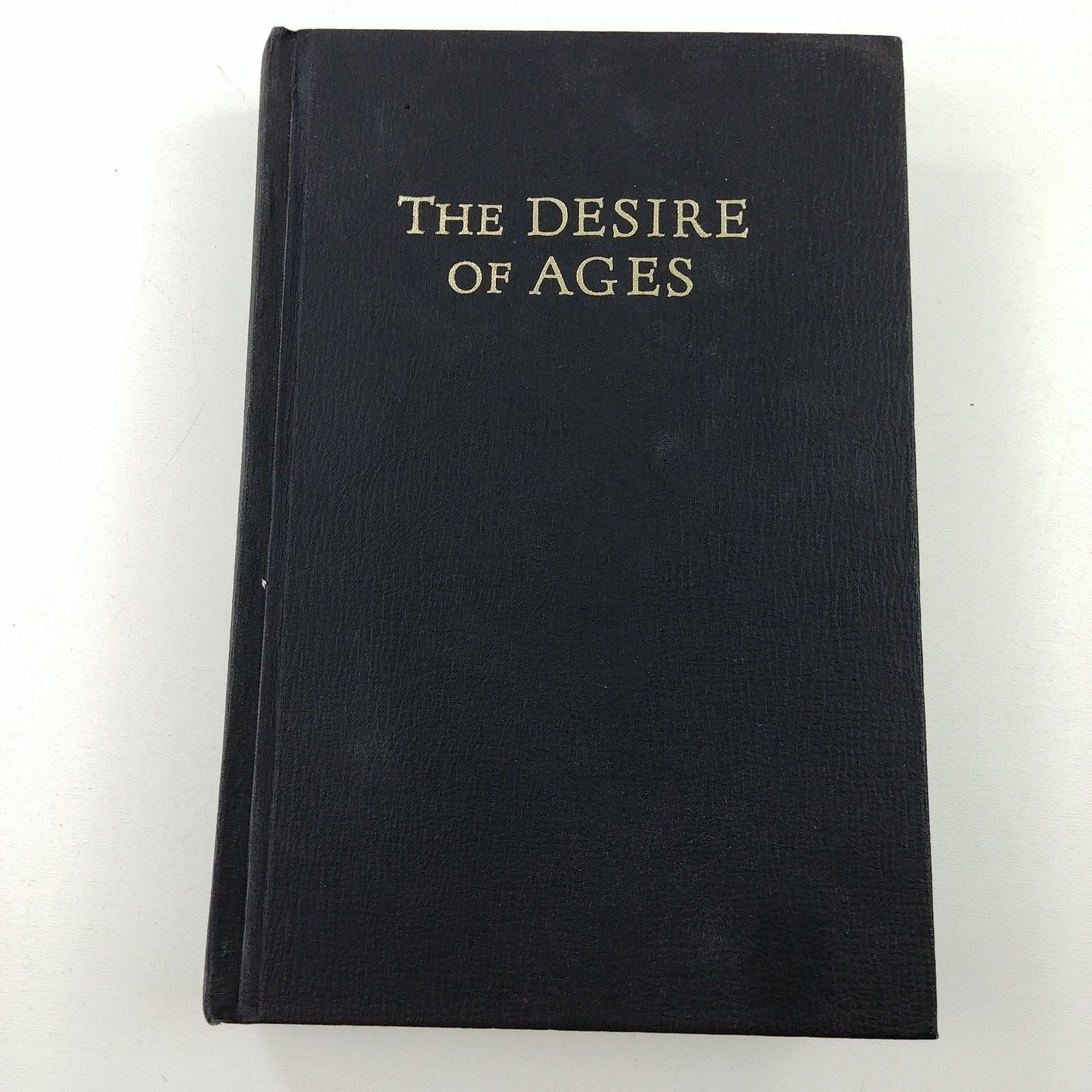 Desire Of Ages Book