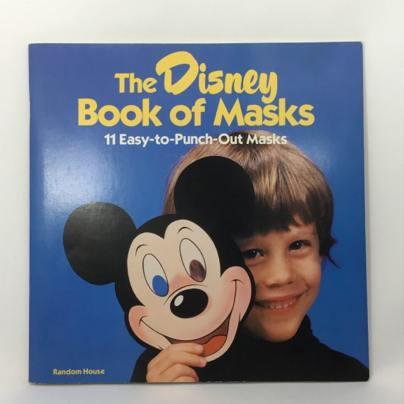 the-disney-book-of-masks-mickey-minnie-mouse-donald-daisy-duck-goofy-pluto-dopey-pinocchio-snow-white