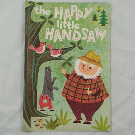 the-happy-little-handsaw-vintage-childrens-book-booklet-1955-mahaffay-1