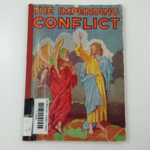 the-impending-conflict-ellen-g-white-vintage-1942-seventh-day-adventist-book