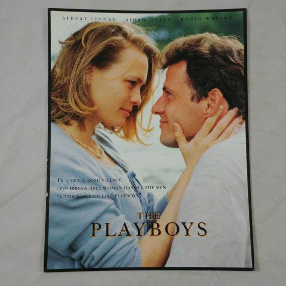 the-playboys-1991-albert-finney-vintage-movie-promo-ad-flyer-pinup-poster
