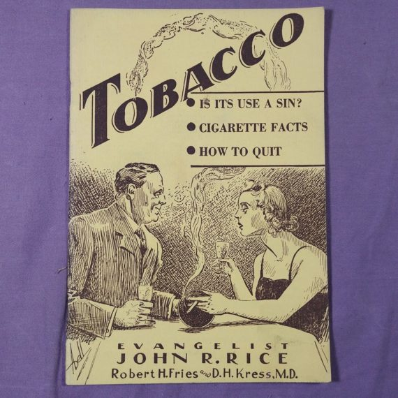 tobacoo-sin-cigarette-facts-quit-john-rice-evangelist-religious-vtg-pamphlet