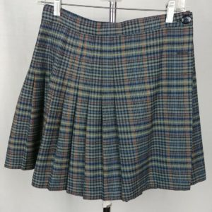tracy-evans-blue-plaid-school-girl-short-pleated-skirt-womens-size-9