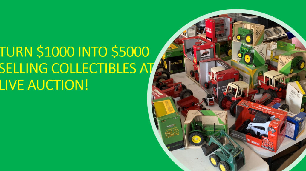 Take a walk with PrairieGrit as we show you the best methods for holding a successful live auction.