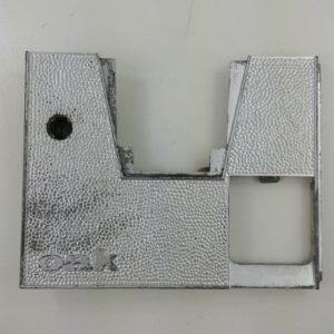vending-machine-coin-mechanism-18-710-front-plate-parts-repair-used-5