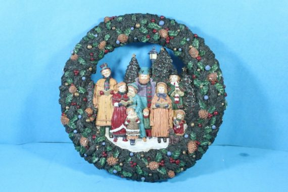 vintage-12-christmas-wreath-w-carolers-singing-wall-hanging-house-of-lloyd