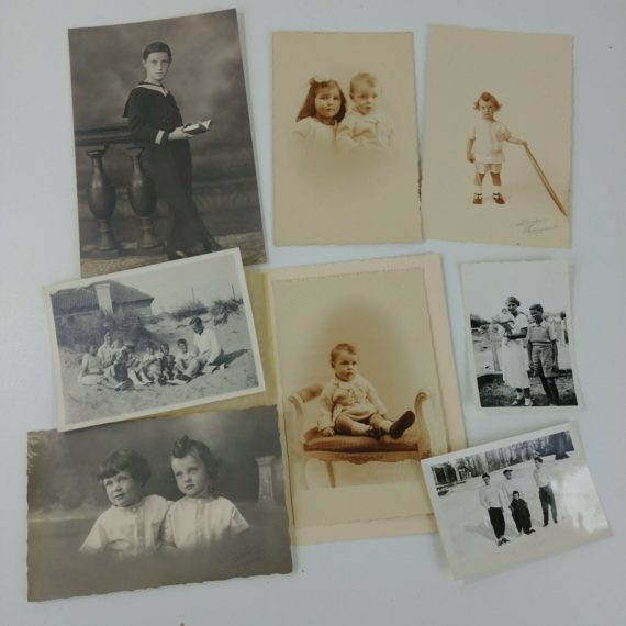vintage-bw-photos-children-kids-girls-boys-professional-photography-lot-9