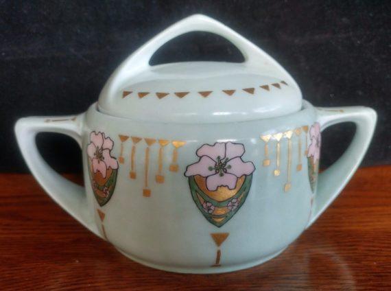 vintage-ceramic-porcelain-double-handle-pot-bowl-w-lid-rosen-hale-donatello