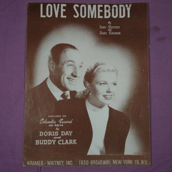 vintage-sheet-music-love-somebody-doris-day-buddy-clark-columbia-records