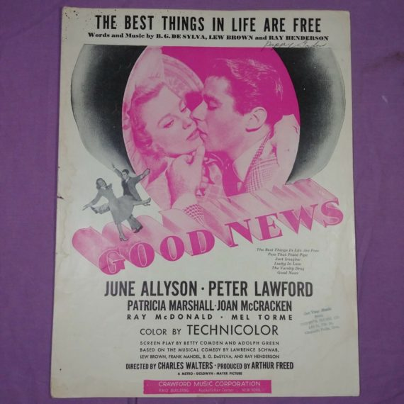 vintage-sheet-music-the-best-things-in-life-are-free-good-news-allyson-lawford