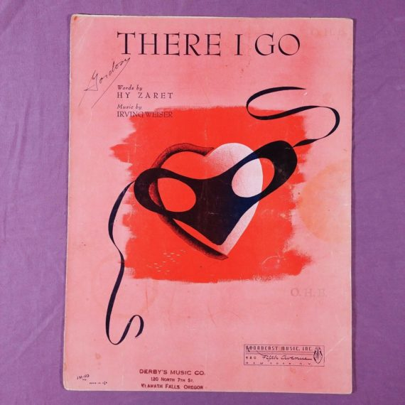 vintage-sheet-music-there-i-go-by-hy-zaret-irving-weiser-broadcast-music