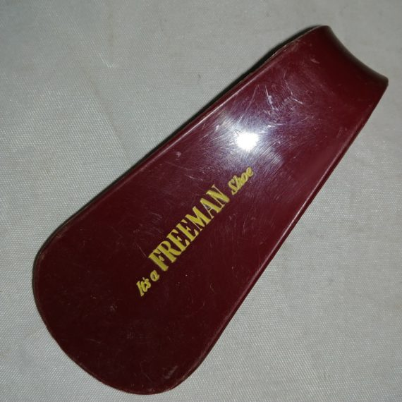 vtg-advertising-merchandise-give-away-shoehorn-its-a-freemam-shoe-8