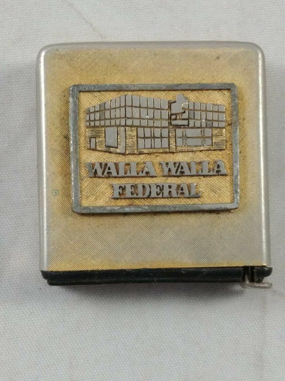 walla-walla-federal-mini-tape-rule-measure-advertising-federal-credit-union