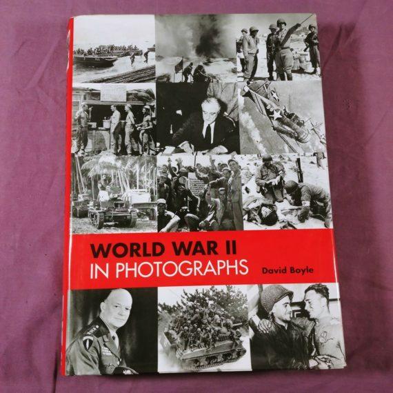 world-war-ii-in-photographs-rebo-productions-2001-hardcover-dj