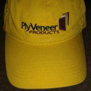 yellow-plyveneer-products-baseball-cap-ball-cap-pacific-head-wear-style-350c