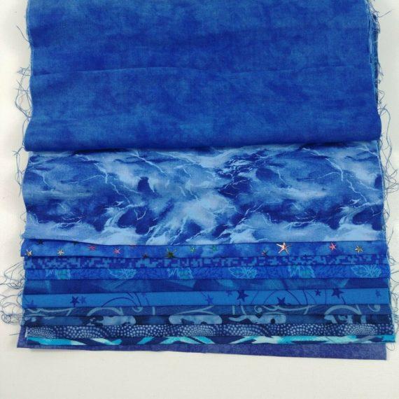 12-blue-fabric-fat-1-8s-9-x-22-stars-fun-patterns-quilting