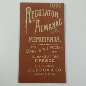 1890-regulator-almanac-for-memoranda-booklet-d-m-stockmon-druggist-napa-city-ca