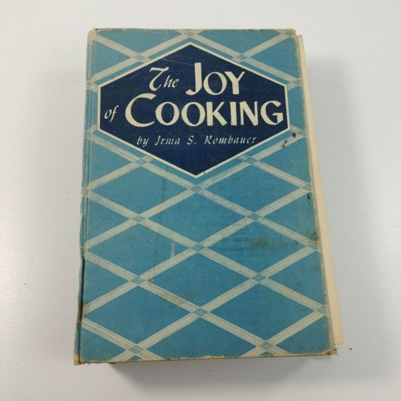 1943-wwii-edition-the-joy-of-cooking-irma-s-rombauer-hardcover