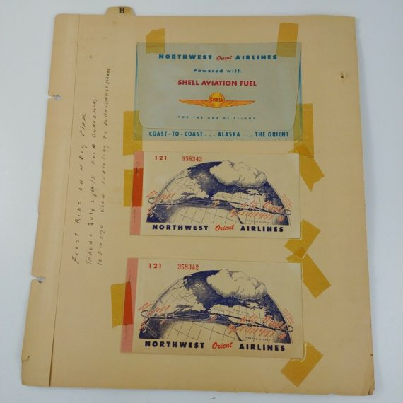 1948-northwest-orient-airlines-north-dakota-ticket-envelope-grand-forks-fargo