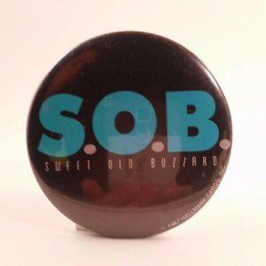 1987-hallmark-sob-sweet-old-buzzard-vintage-pin-back-button-souvenir-rare