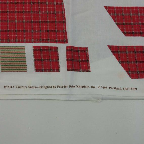 2-daisy-kingdom-country-santa-32313-by-faye-1995-portland-or-fabric-patterns