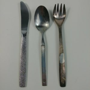 3-airline-flatware-united-fork-continental-spoon-stainless-steel-airline-cutlery