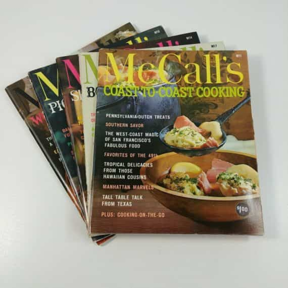 5-mccalls-vintage-cookbooks-1965-picnic-worldwide-coast-show-off-merry-eatin