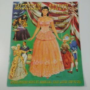 97-american-beauty-paper-dolls-merrill-americas-first-ladies-gowns-1789-1951