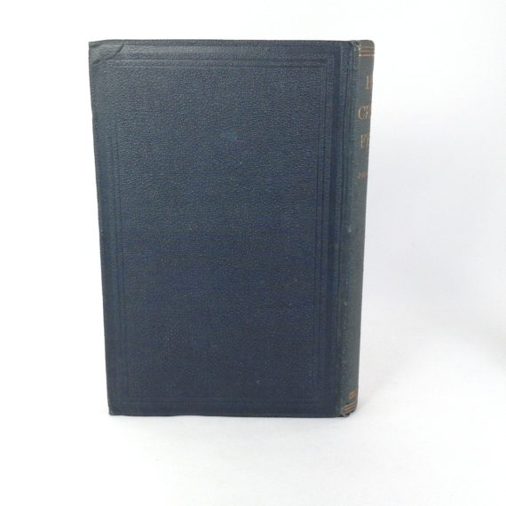 how-crops-feed-a-treatise-on-the-atmosphere-and-soil-samuel-w-johnson-1870-hardcover