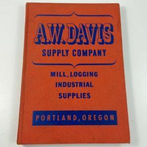 a-w-davis-supply-co-portland-or-catalog-mill-logging-industrial-supplies-1949