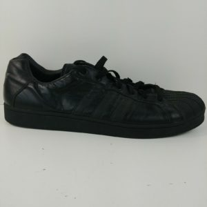 adidas-black-681001-mens-basketball-shoes-size-19-classic-style-sneaker-lot-1