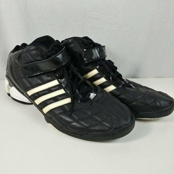 adidas-black-basketball-950936-mens-strap-shoes-size-19-sneaker-lot-04