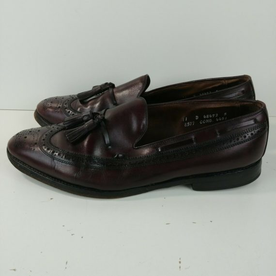 allen-edmonds-manchester-leather-tassel-dress-wingtip-loafer-style-size-11-d