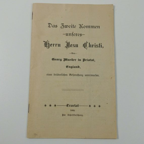 antique-german-booklet-the-second-coming-of-our-lord-jesus-christ-1892