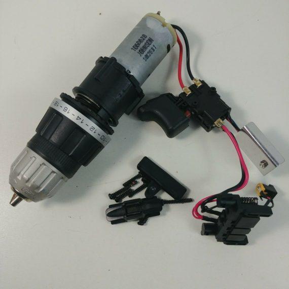 black-decker-drill-driver-gc9600-replacement-trigger-motor-clutch-chuck-lot-7