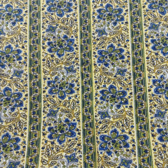 blue-green-yellow-floral-original-print-by-signature-fabrics-2-yards
