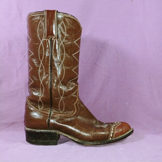 brown-justin-cowboy-boots-mens-5-1-2-b