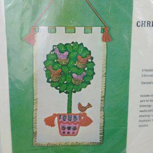 bucilla-christmas-needlecraft-kit-8328-jewel-christmas-panel-partridge-tree