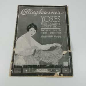 collingbournes-yokes-filet-cluny-tatting-book-no-9-antique-crafting-booklet