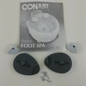 conair-body-benefits-vortex-foot-spa-fb20-replacement-feet-w-manual-lot-27