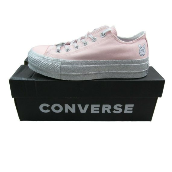 converse-ctas-lift-platform-ox-miley-cyrus-womens-size-8-pink-silver-562237c-new